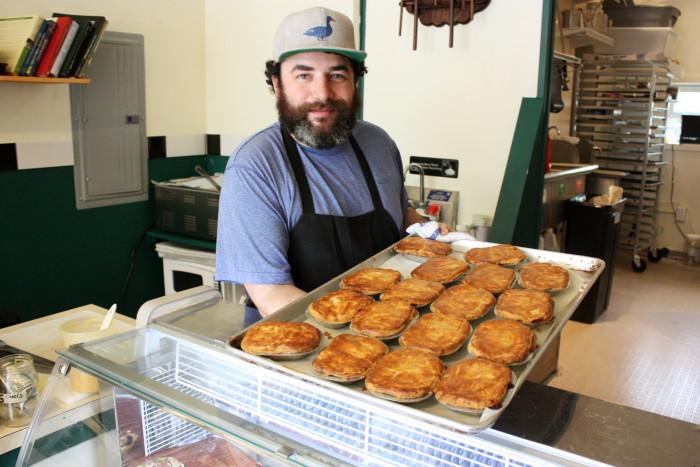 Chef TK (Photos: Drew Lazor)