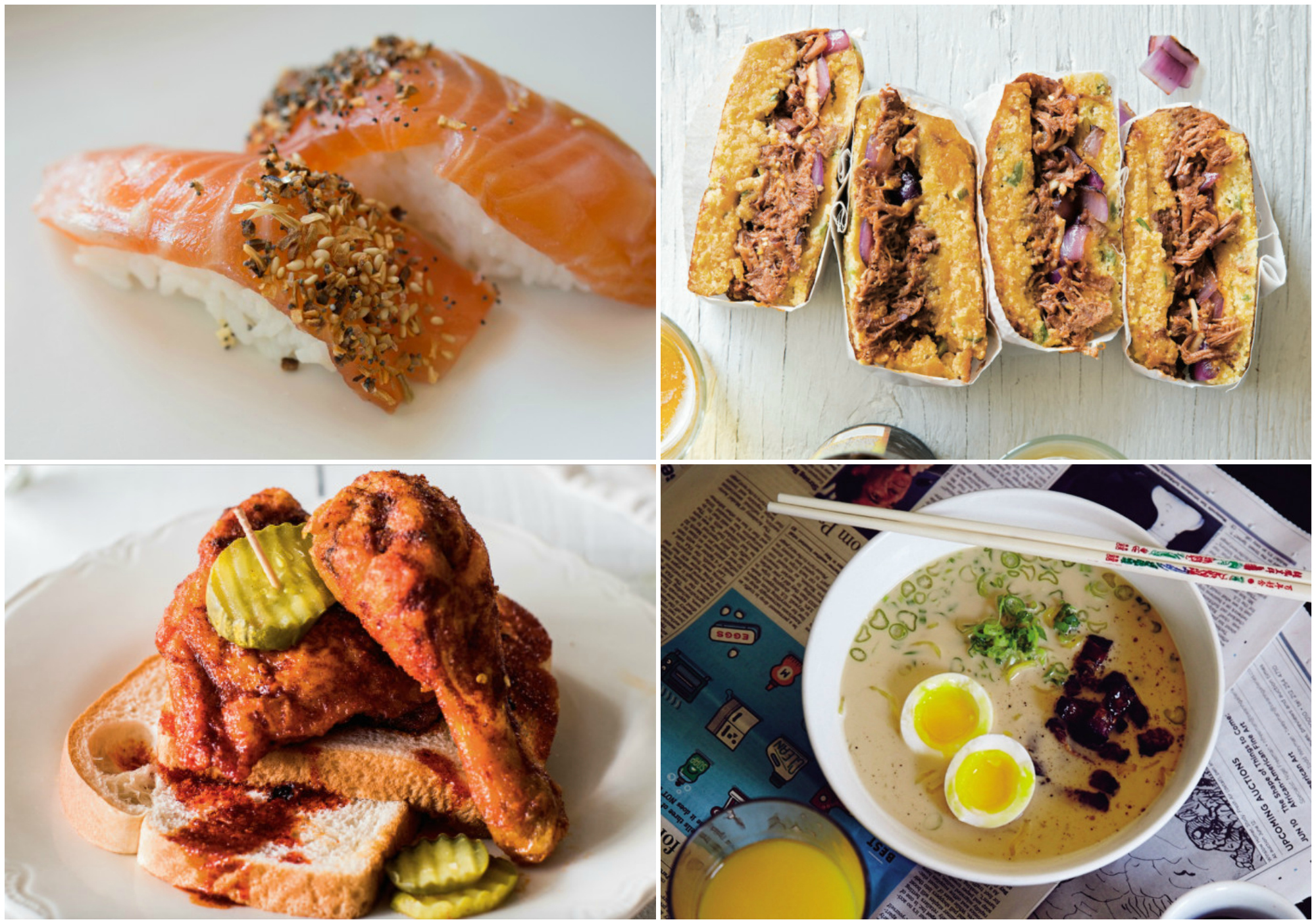 The 20 Wildest Weirdest And Most Delicious Recipes Of The Year Food Republic