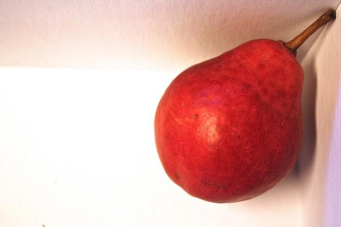 Red Bartlette by Linnea Covington