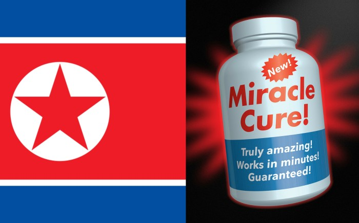 NorthKoreaMiracle