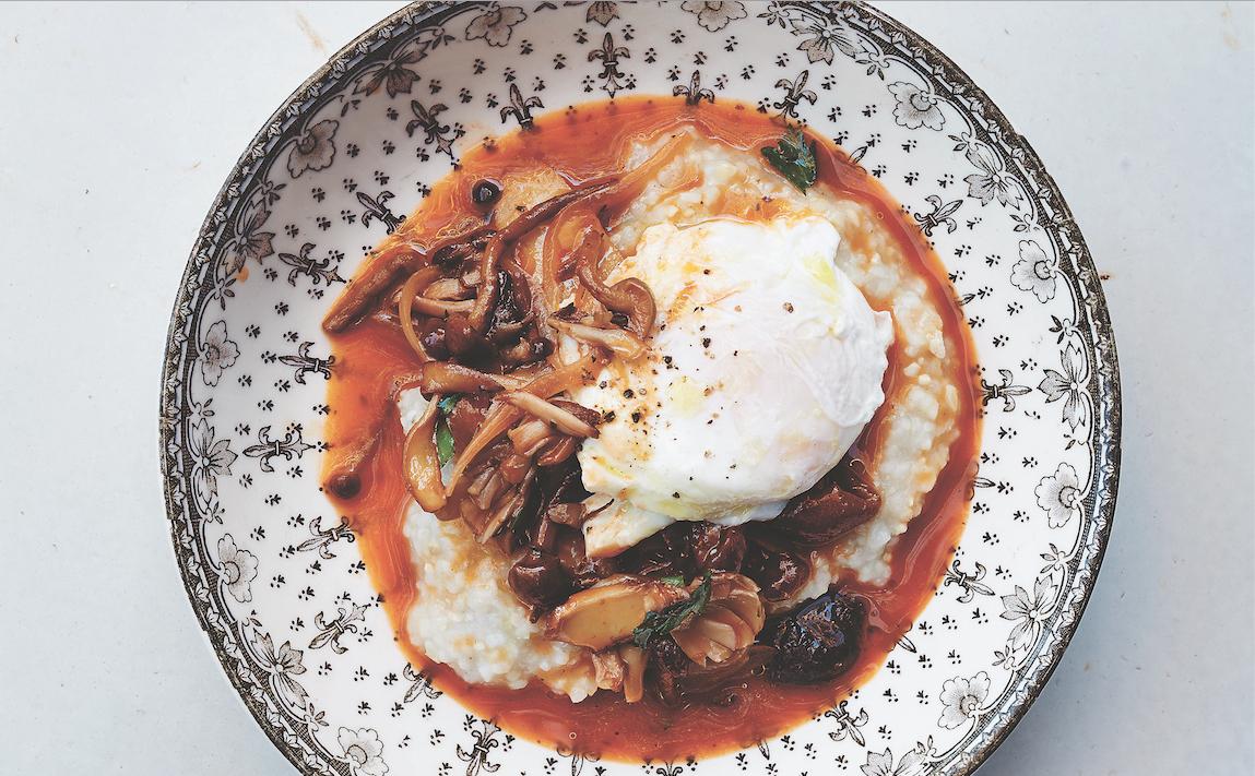 Mushroom Sugo Recipe — Dishmaps