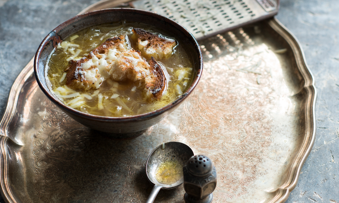 History meet culture french onion pho food republic - The history of french cuisine ...