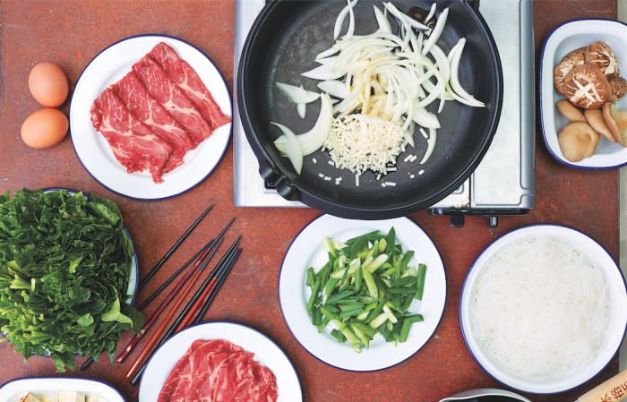 sukiyaki_process1