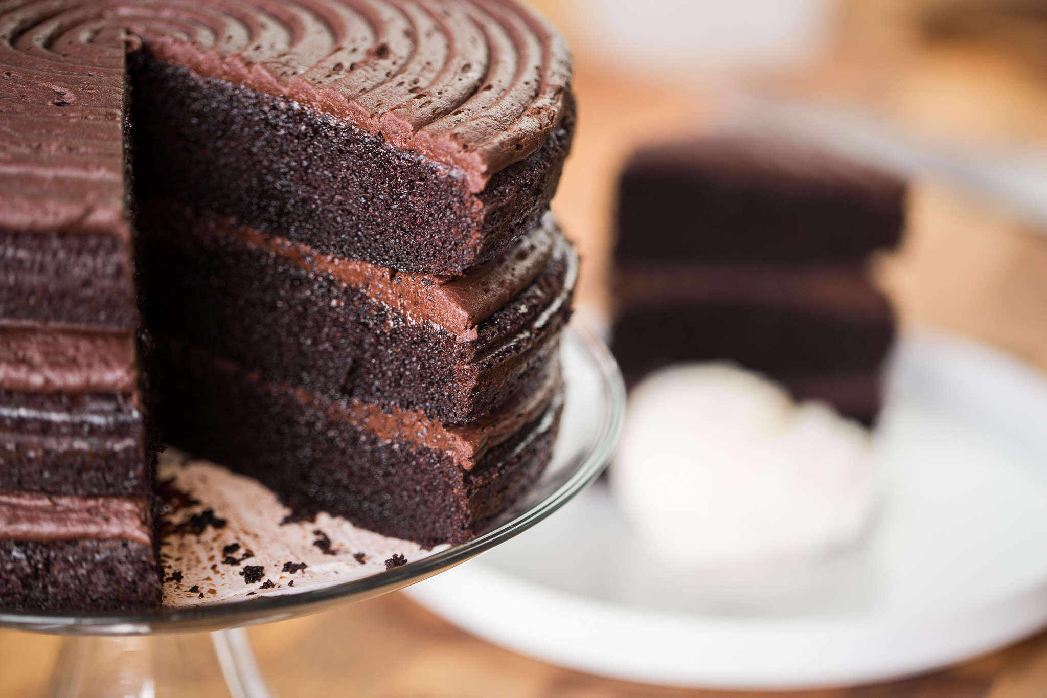 How To Make The Ultimate Chocolate Cake Food Republic
