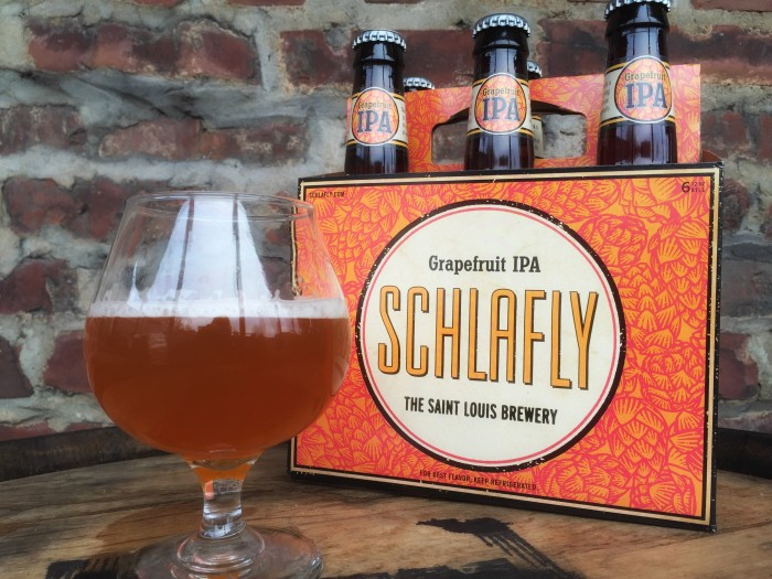 St. Louis' Schalfly introduced their grapefruit IPA this past December.