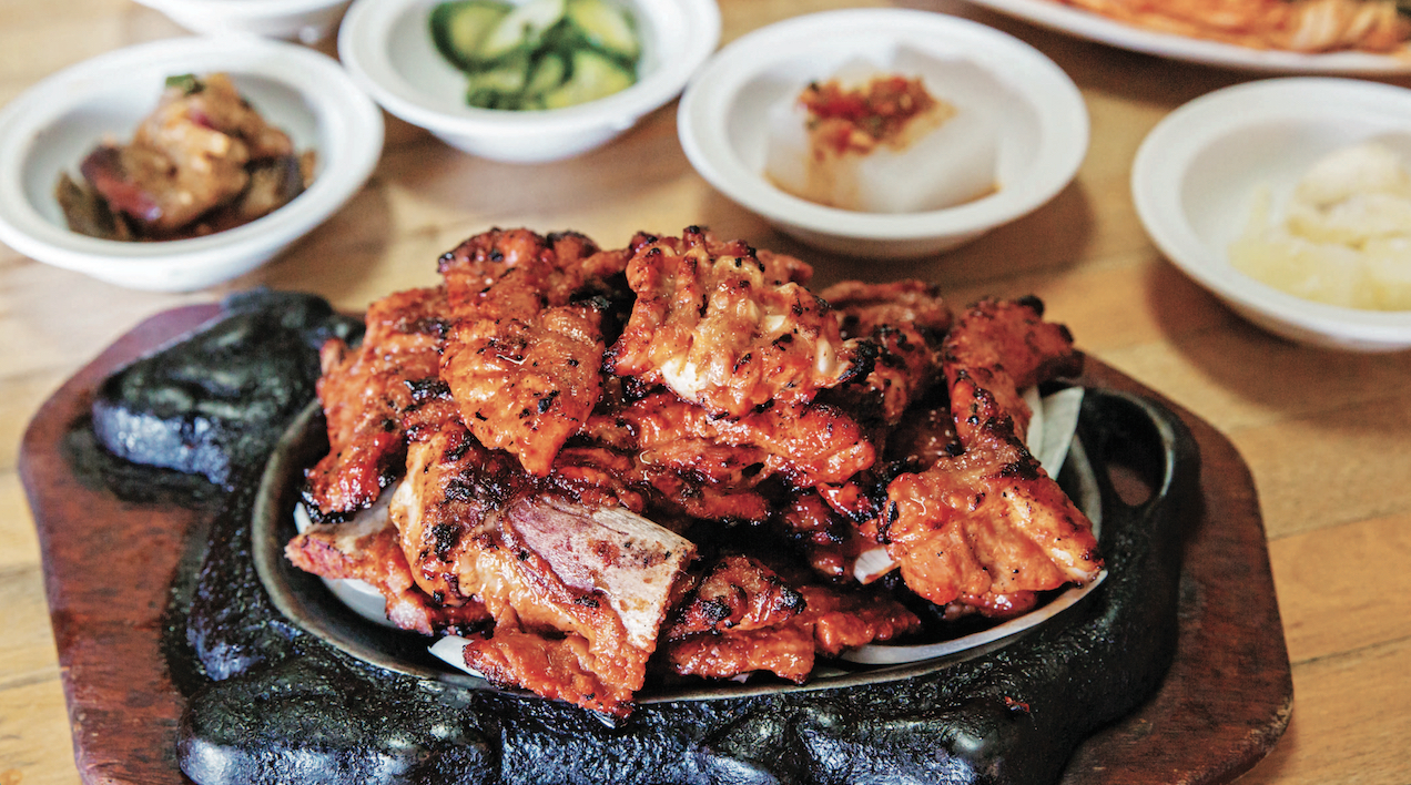 Korean Tonight Make This Daeji Kalbi Food Republic
