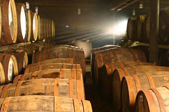 whiskeybarrels