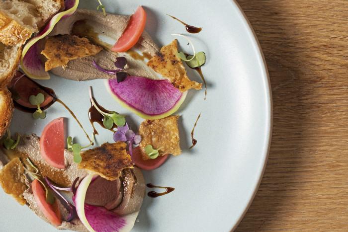 Chicken Liver & Foie Gras Mousse 1