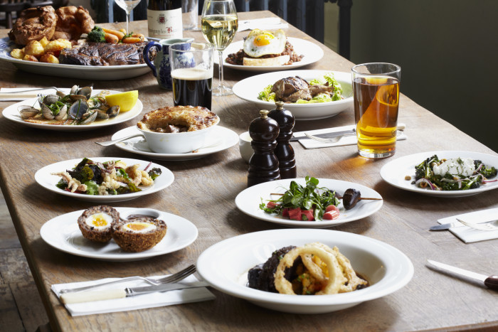 London's The Draper Arms showcases interesting fish dishes and exotic nose-to-tail cuts, showing that the gastro pub has grown up.