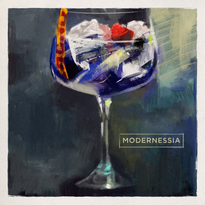 Bobby Gin's Modernessia.