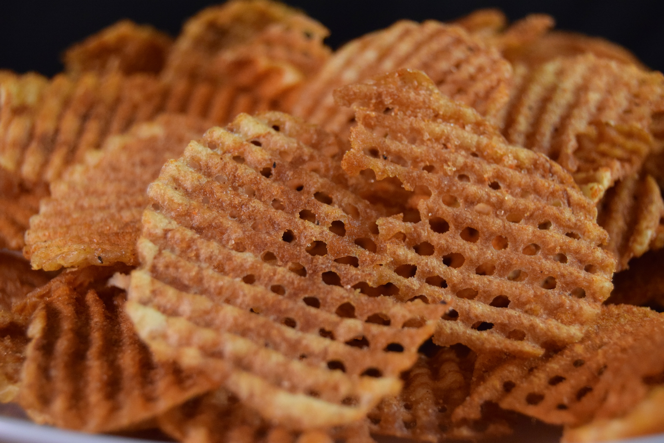 How To Make Waffle Fries And Chips