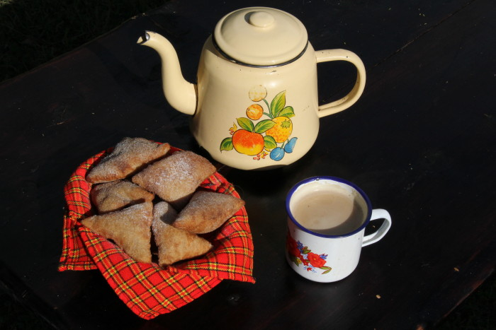 Chai, usually had in the morning with family, is the most popular beverage in Kenya.