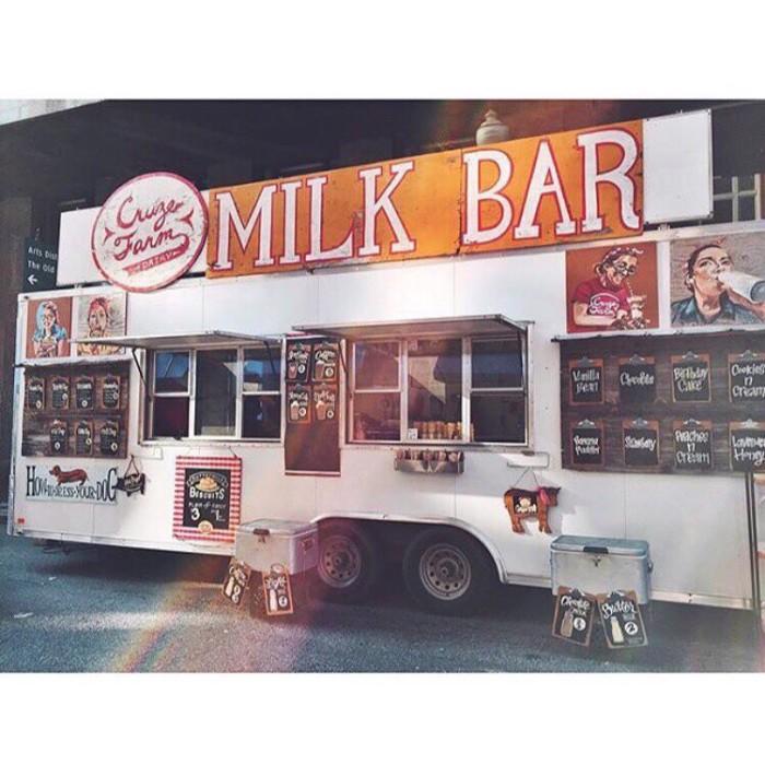 Cruze Milk Bar