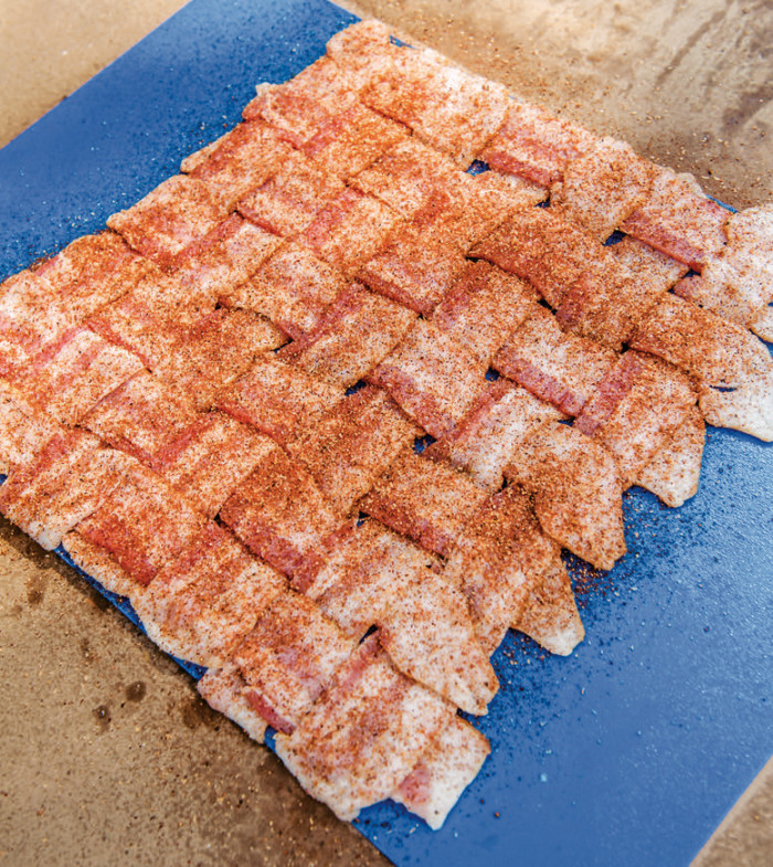bacon weave 4