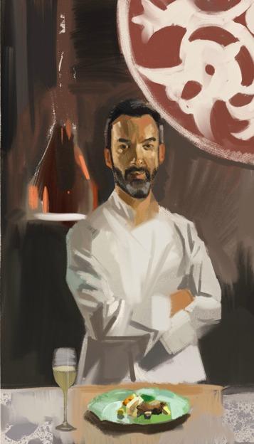 Alma chef Henrique Sá Pessoa