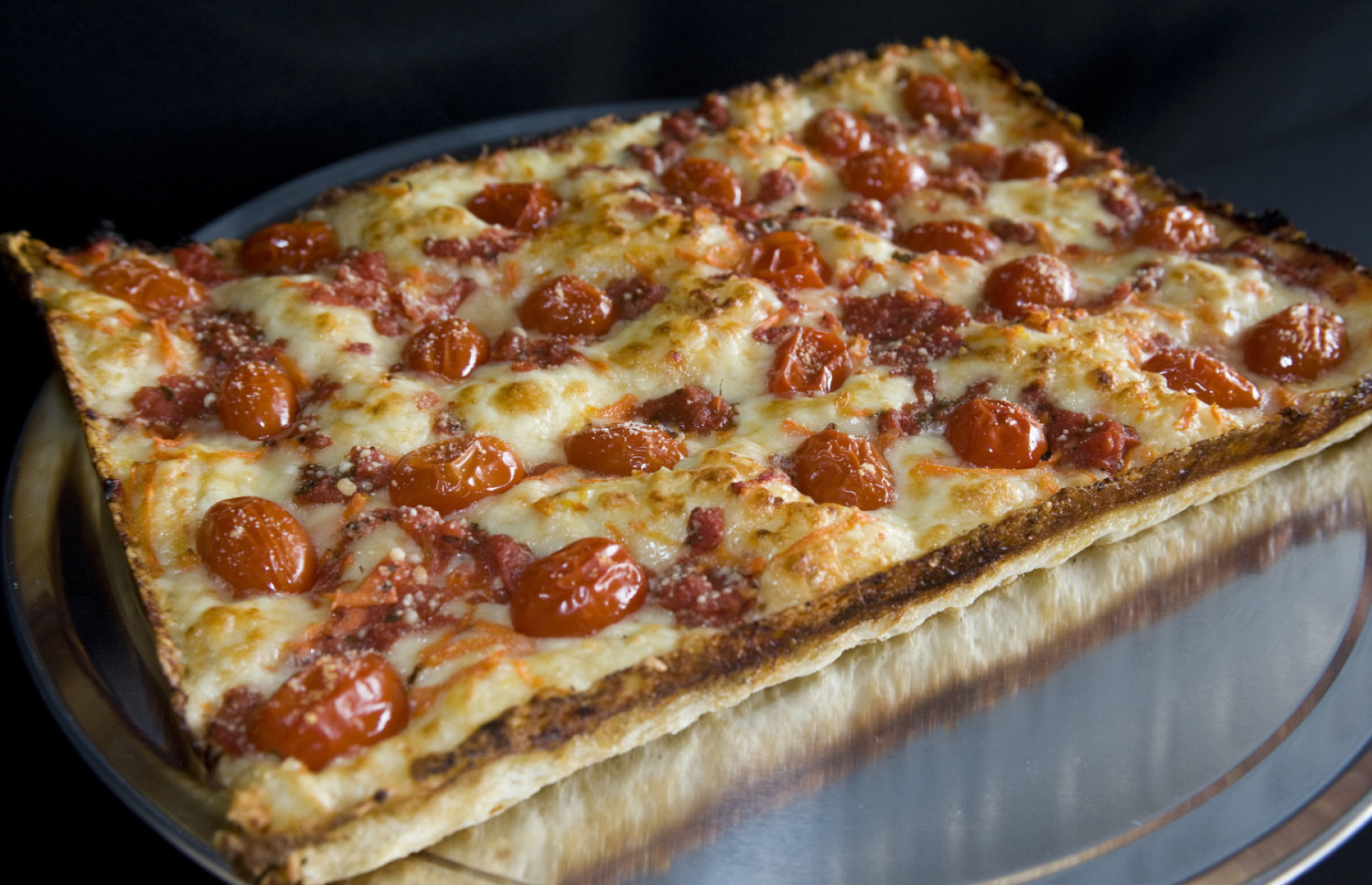 why you soon will crave detroit style pizza and where to find it why you soon will crave detroit style pizza and where to find it food republic
