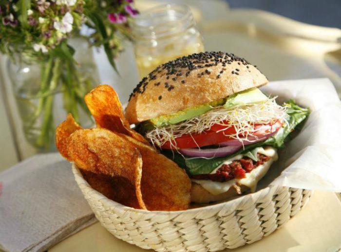 Big Juan burger
