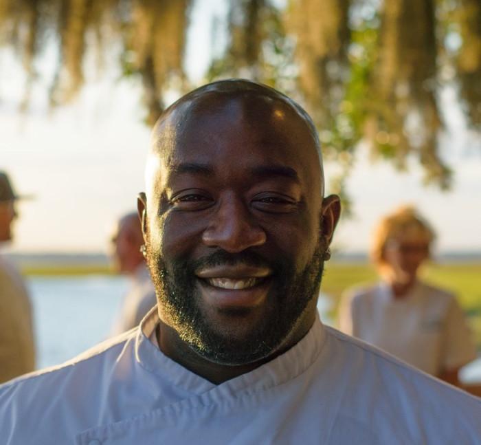 Chef Kenny Gilbert, Photo Cred_ Omni Island Plantation Resort