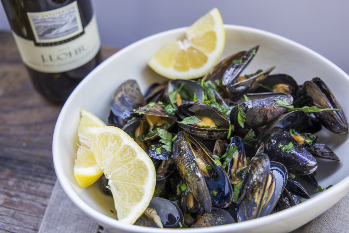 Mussels-Caroline Chambers