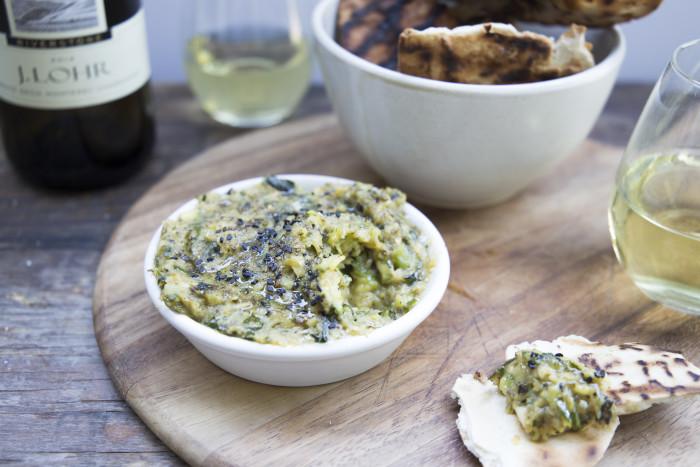 Zucchini Dip-Caroline Chambers