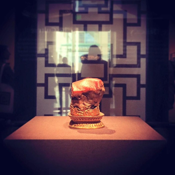 Celebrate everyone's favorite pork belly. (Photo: Asian Art Museum/Facebook.)