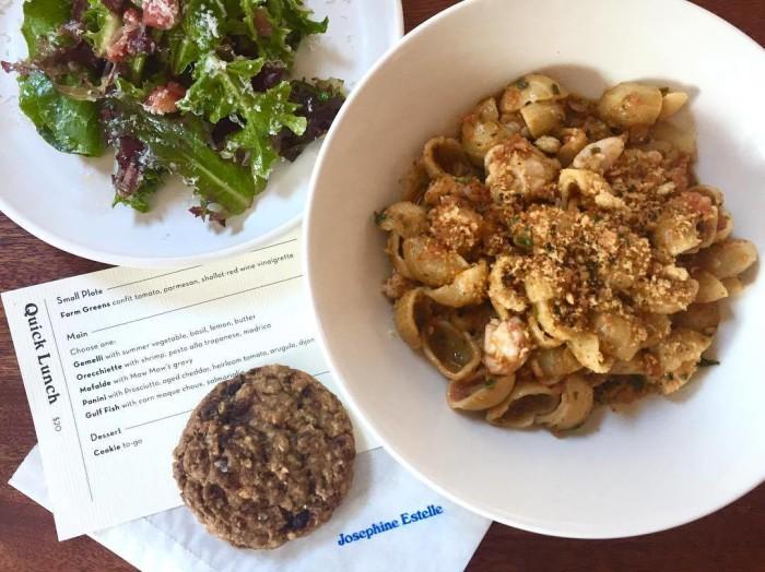 Josephine Estelle is dishing up great handmade pasta. (Photo: Josephine Estelle/Facebook.)