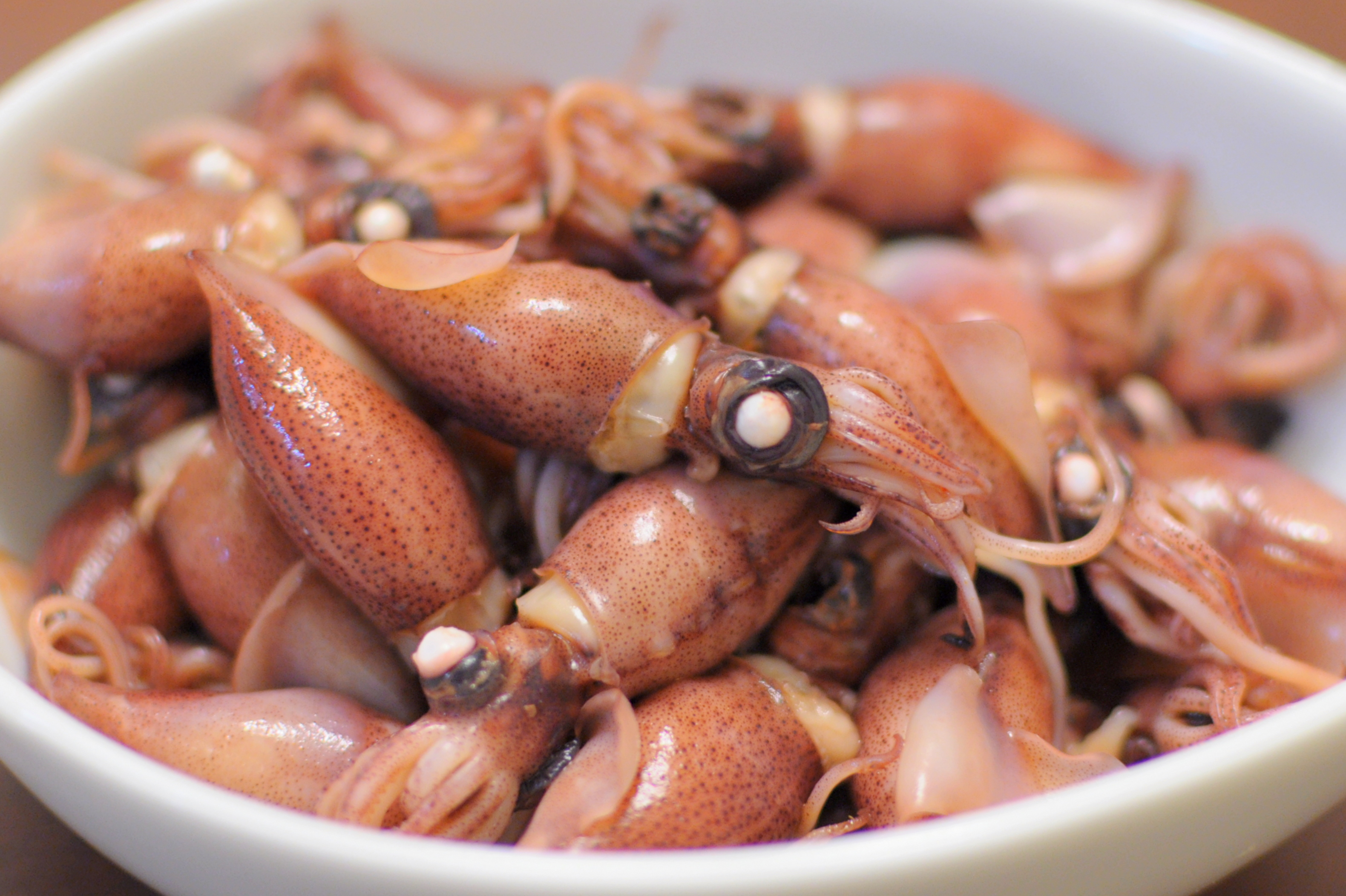 What Is Firefly Squid? - Food Republic