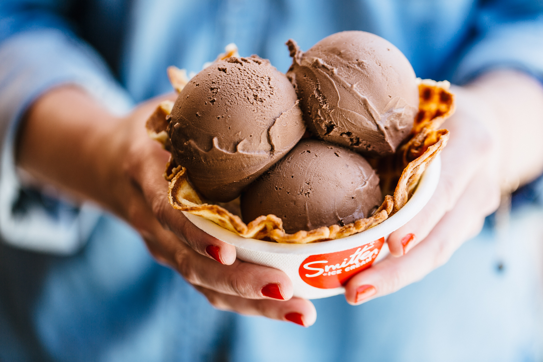 Smitten Ice Cream The Best Beantobar Chocolate Ice Cream In North America  Food