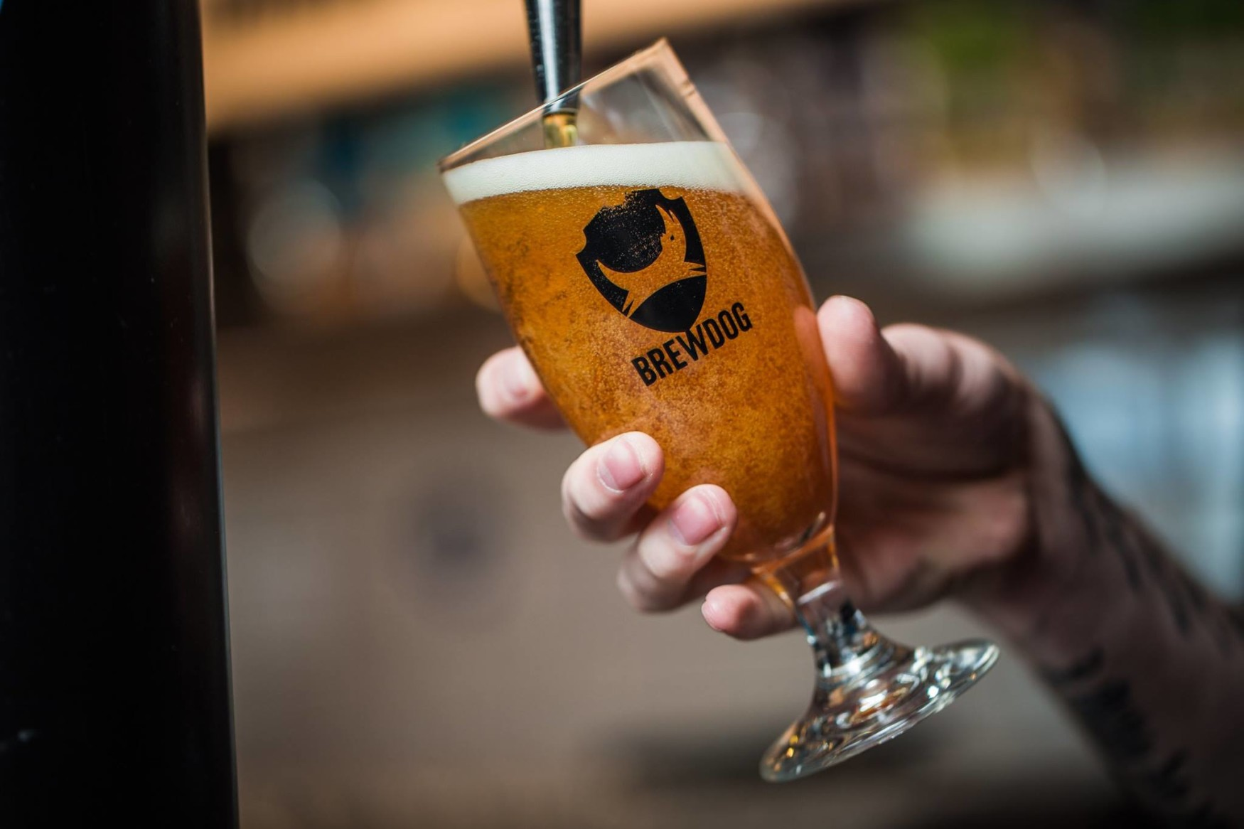 U.S. Investors Are Pouring Money Into Scottish Craft Beer Darling Brewdog