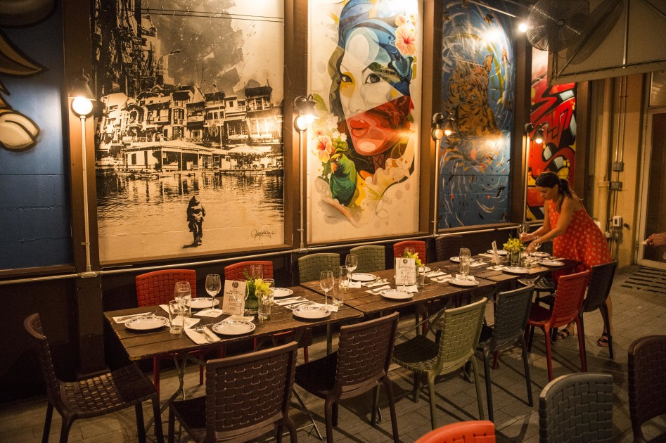 Food Republic And Pacific Rim Host A Riesling And Asian Food