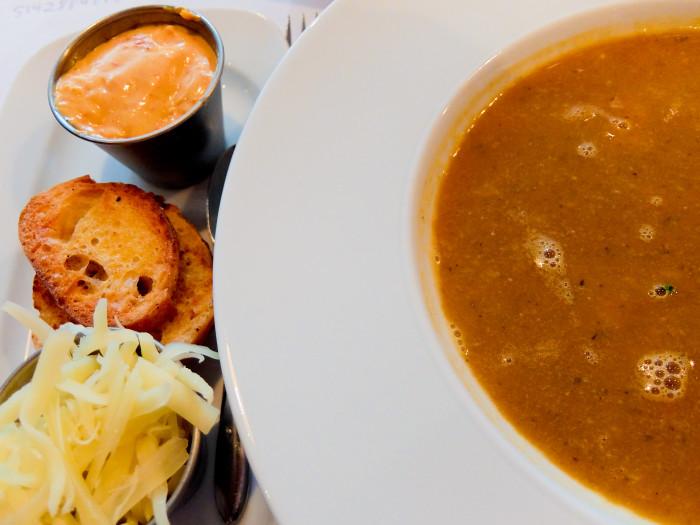 Chez Delmo Fish Soup