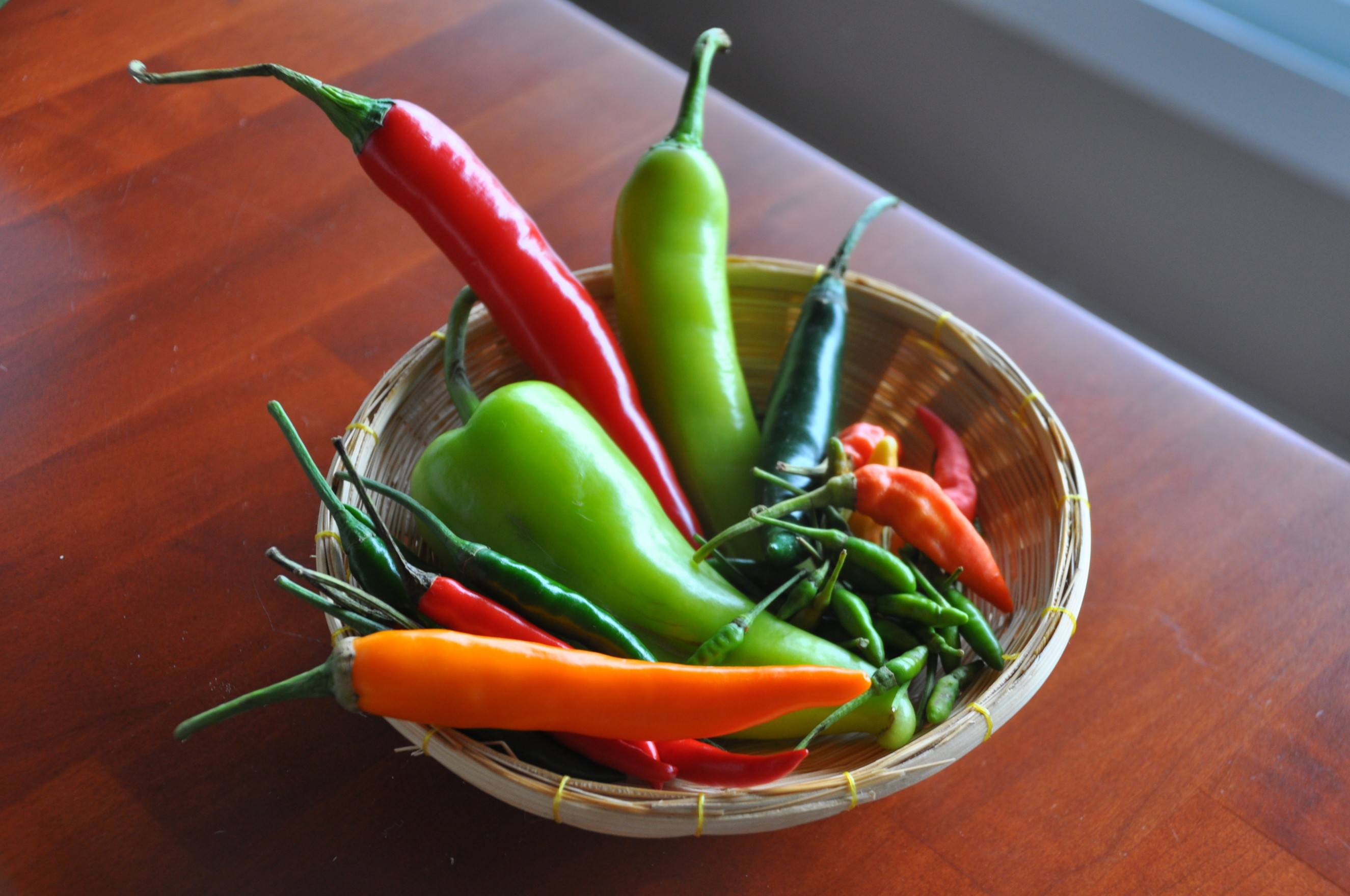 Hot Stuff What Are The Different Thai Chilies Food Republic