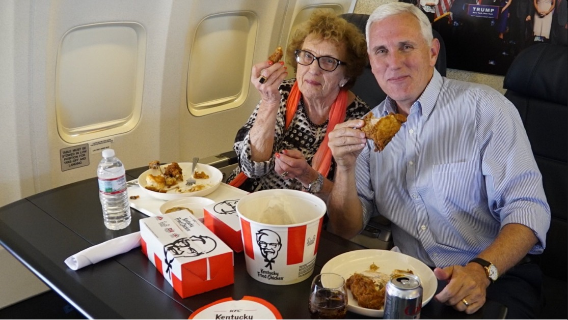 Is Donald Trump Really Running For President Or Kfc Mascot Food Republic