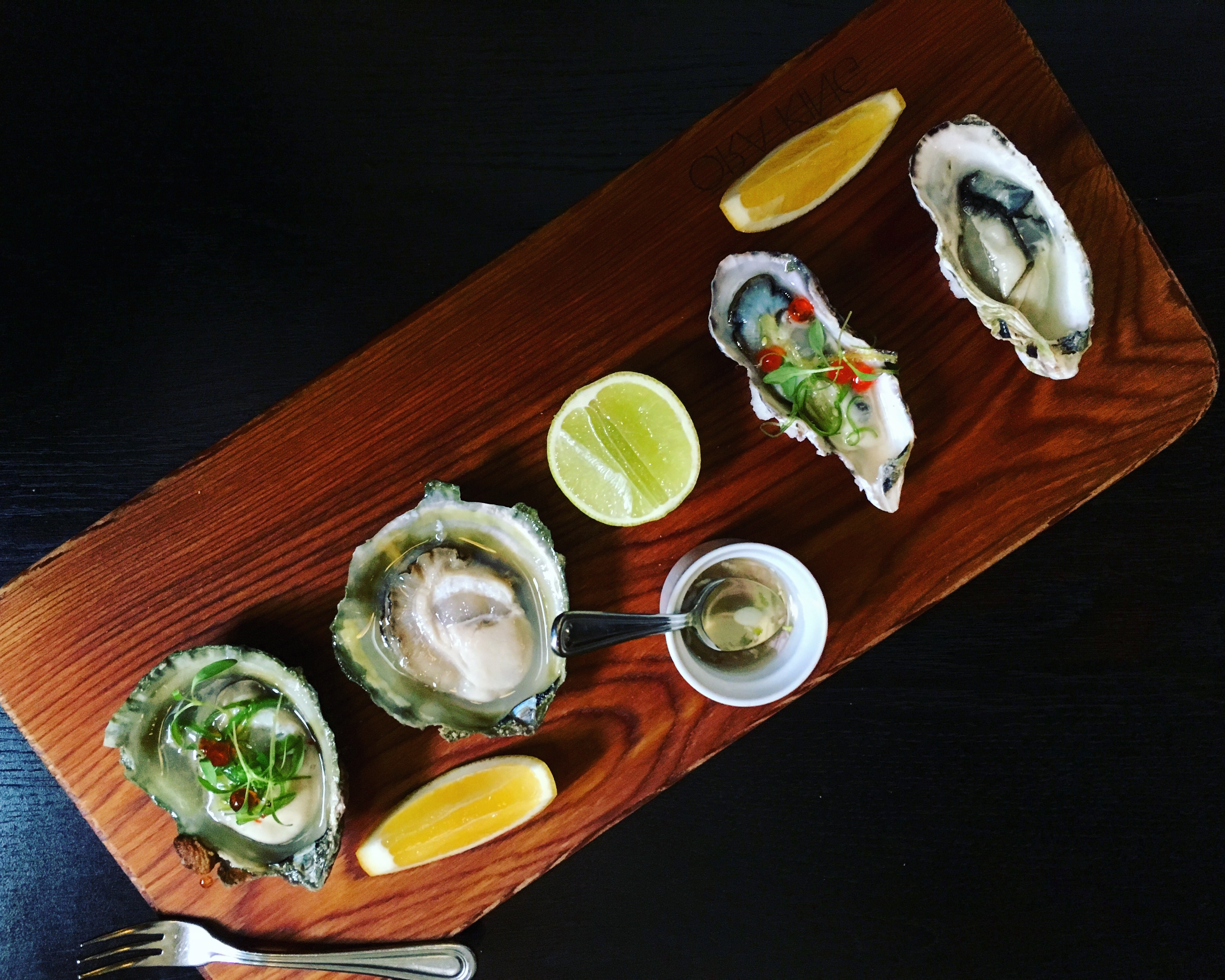 Native new zealand food recipes Get To Know Bluff Oysters New Zealand S Briny Secret Food Republic