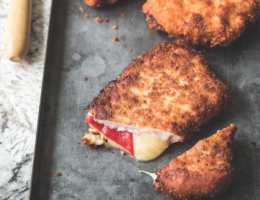 Spanish Style: Make Cúrate's Cheese-Stuffed Fried Pork Chops