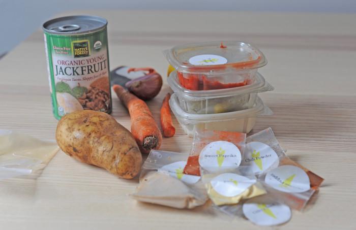 purple carrot ingredients