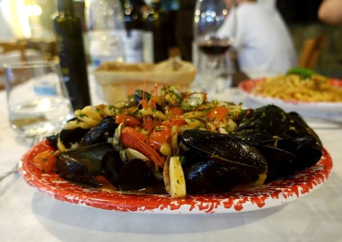 La Trattoria is a hidden gem that serves traditional Sicillian fare.