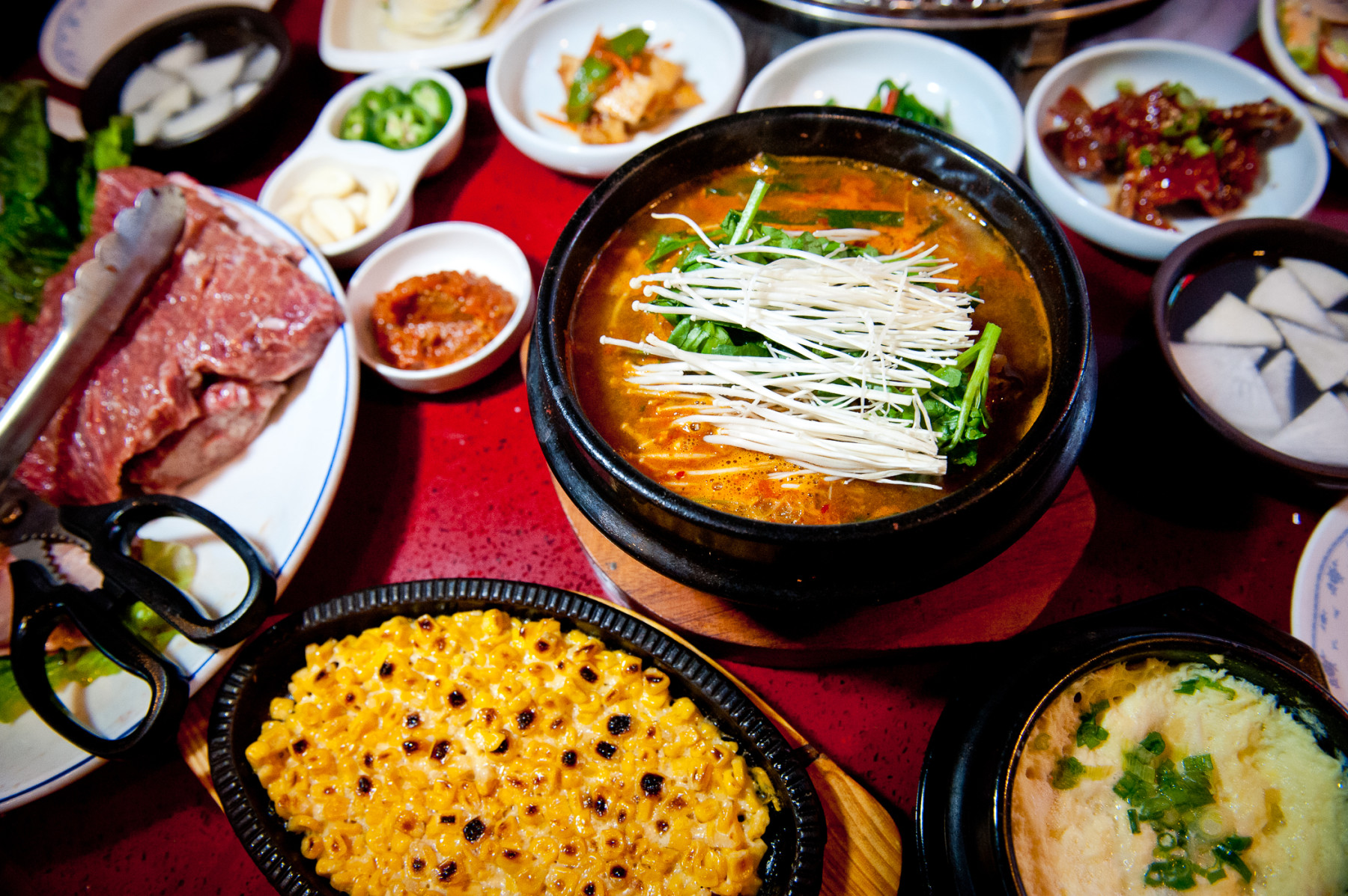Nyc Culinary Exhibit Shows The Simple Perfection Of Korean