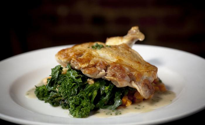 Highland Kitchen's chicken