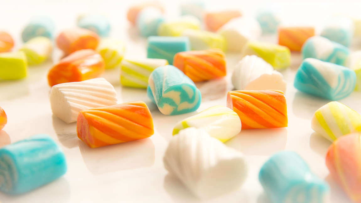 how to make your own candy