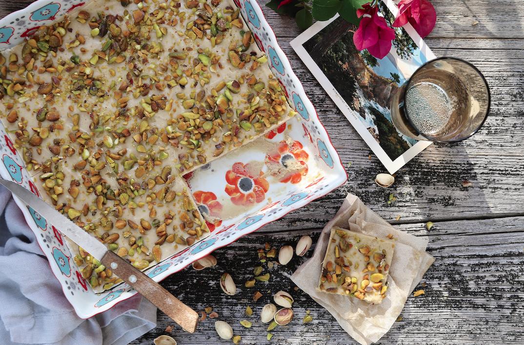 Tahini Fudge Recipe, Via Thug Kitchen