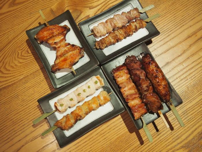 Japanese yakitori