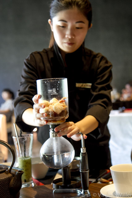 Wein Steeping Soup Taichung-Copyright Virginia Miller