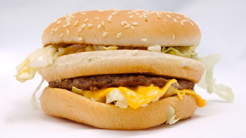 fast food calorie counts don't work