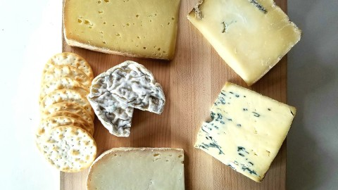 All-American Cheese Boards