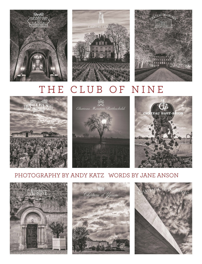 Club of Nine book by Andy Katz