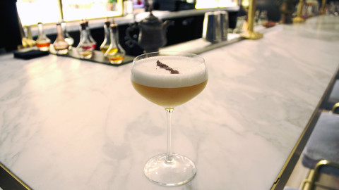 aquafaba cocktail