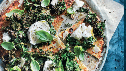 Recipes For Eggs And Greens