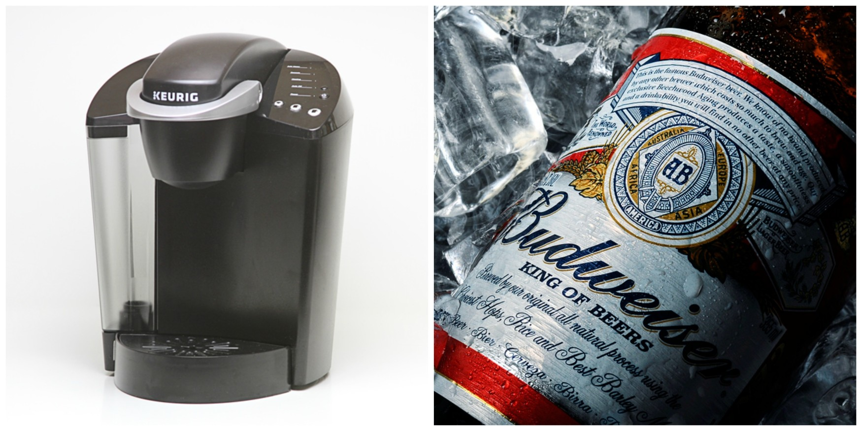 You May Soon Be Brewing Budweiser From Your Keurig