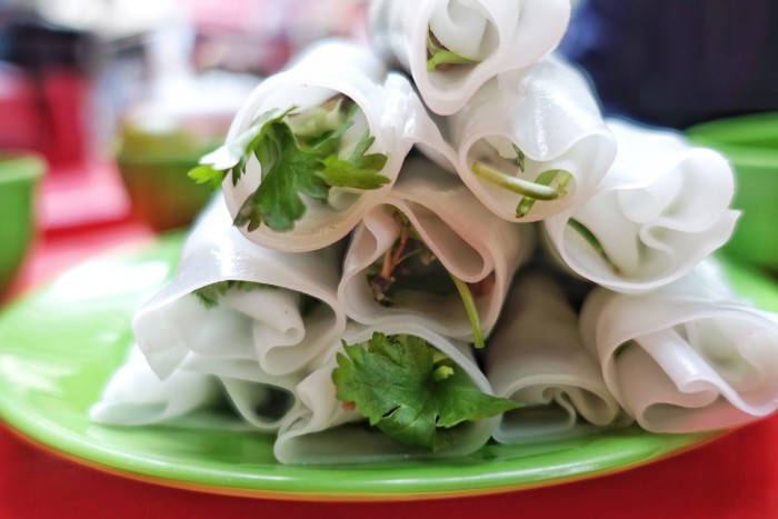Pho Cuan utilizes the popular rice noodle in another way.